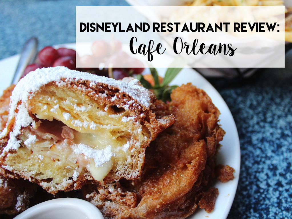 Cafe Orleans Review
