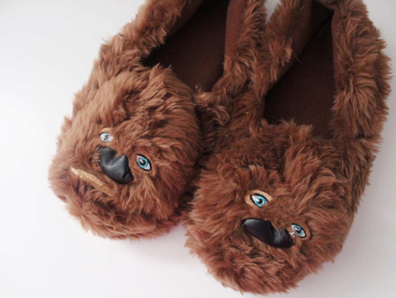 Chewbacca Slippers