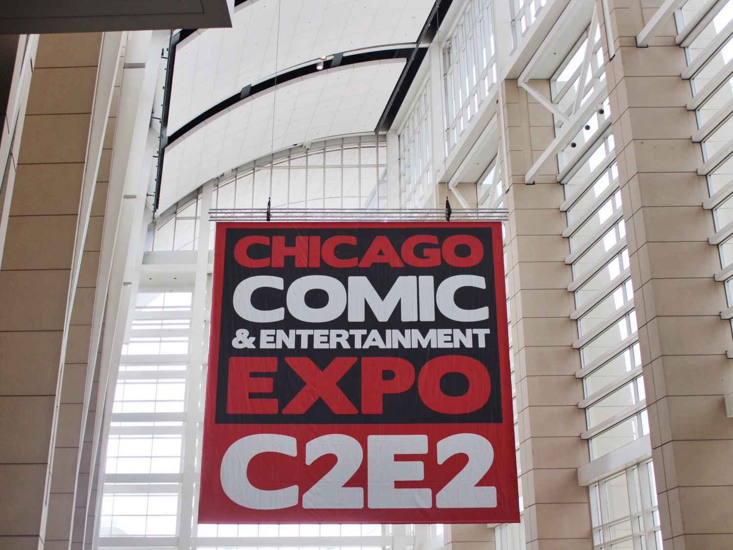 Chicago Comic and Entertainment Expo