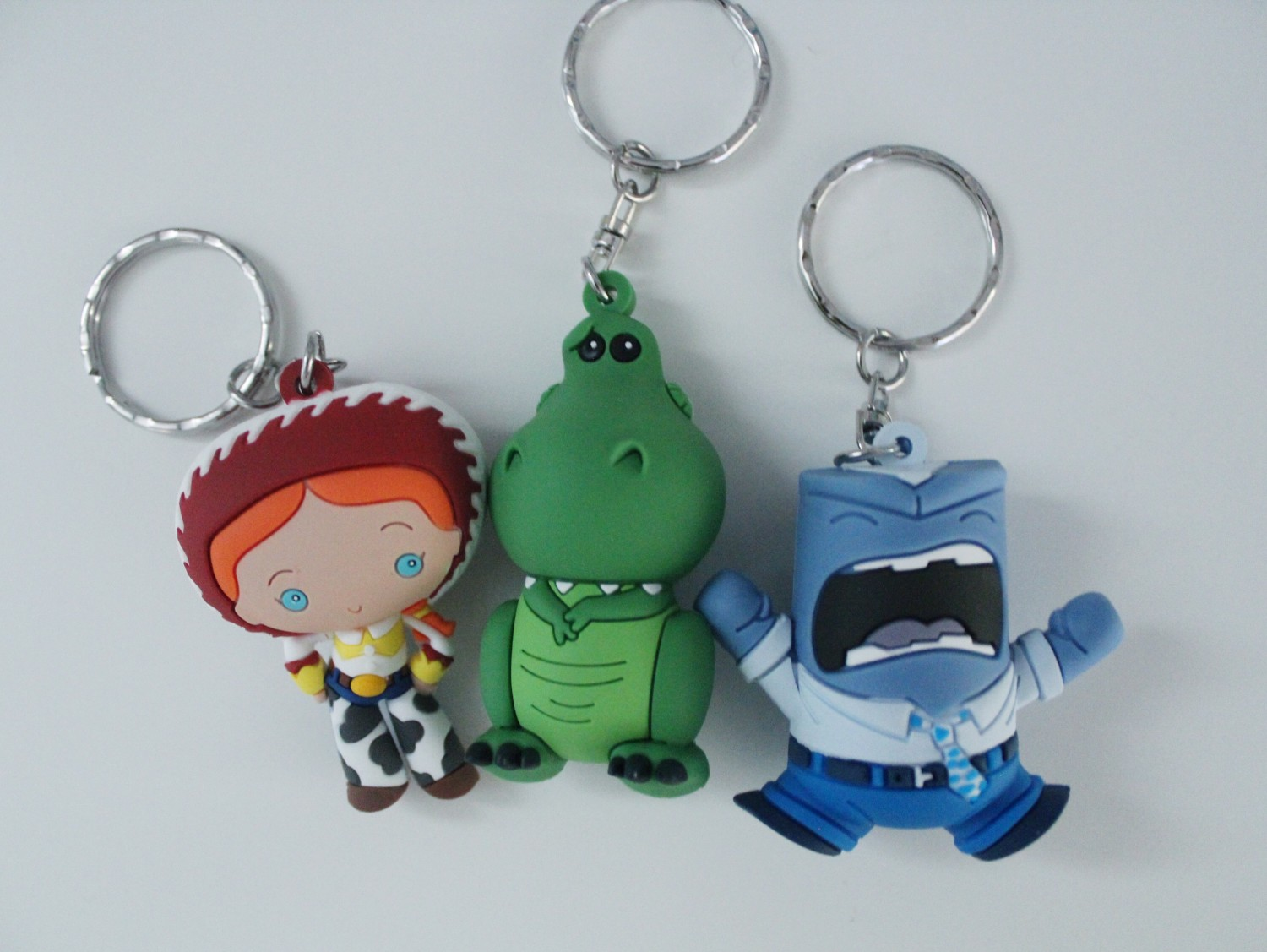 Disney Figural Keyring Series 6 blind bag