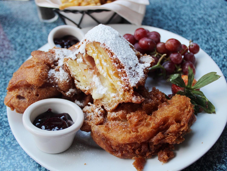 Disneyland Monte Cristo Sandwich