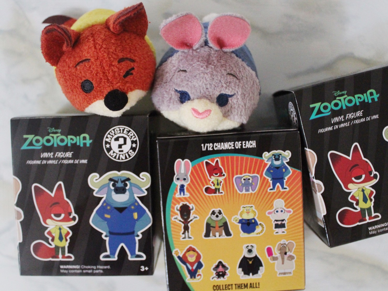 Funko Zootopia Mystery Minis