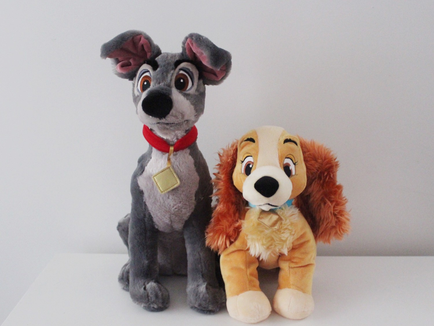 Lady and the Tramp Plush