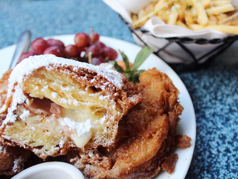 Monte Cristo Sandwich Cafe Orleans