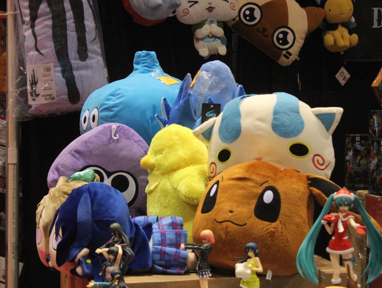 Pokemon Eevee pillow