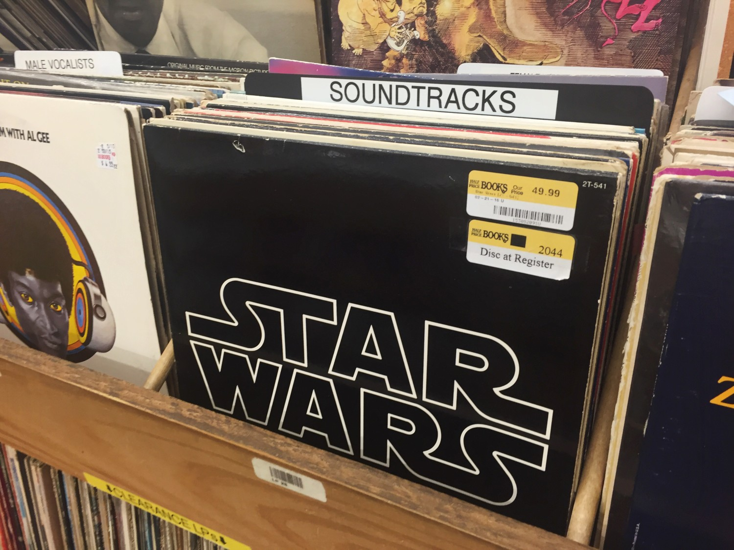 Stars Wars Soundtrack Vinyl