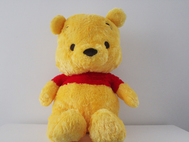 Winnie the Pooh Anime Plush