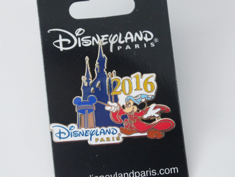 Disneyland Paris 2016 Pin