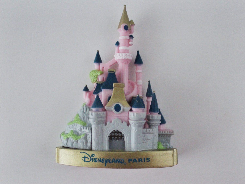 Disneyland Paris Castle Magnet