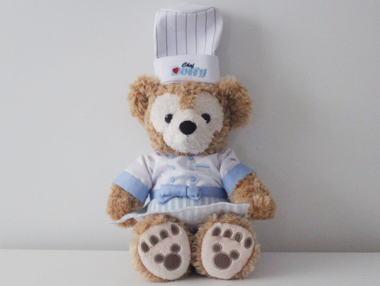 Disneyland Paris Chef Duffy Plush