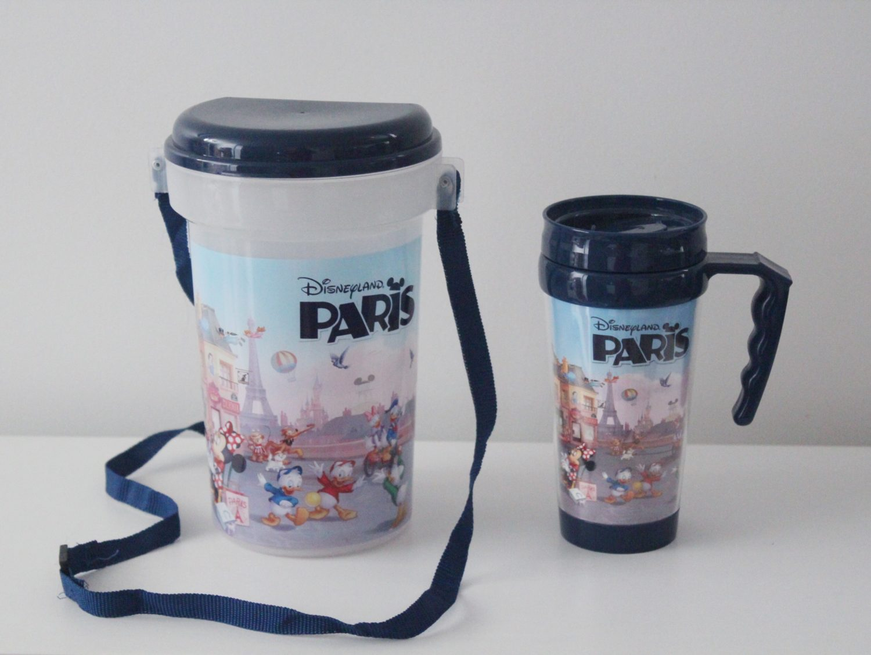 Disneyland Paris Popcorn Bucket
