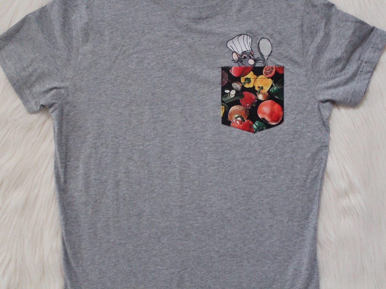 Disneyland Paris Ratatouille Shirt