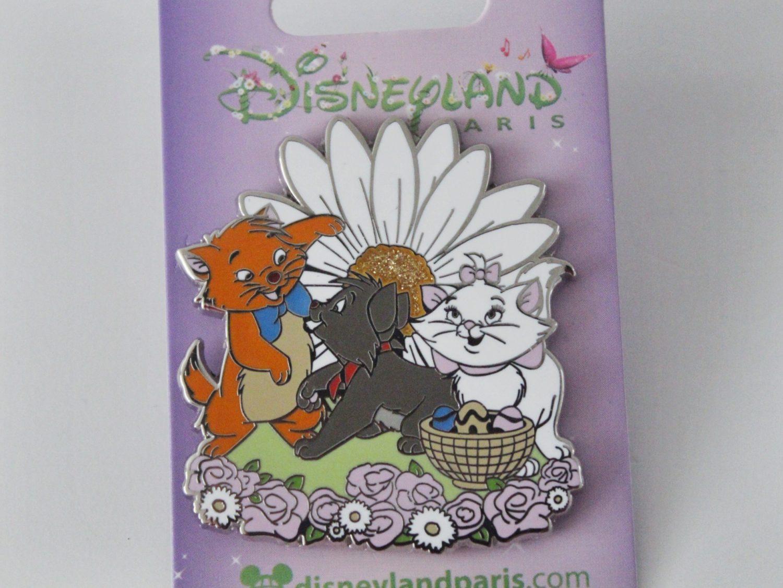 Disneyland Paris Spring Aristocats Pin
