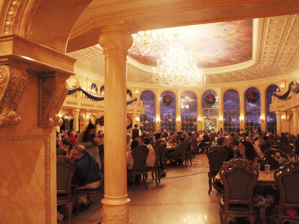 Be Our Guest Restaurant Review Walt Disney World Resort