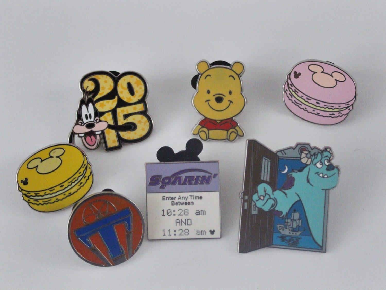 Disney World Pin Trading