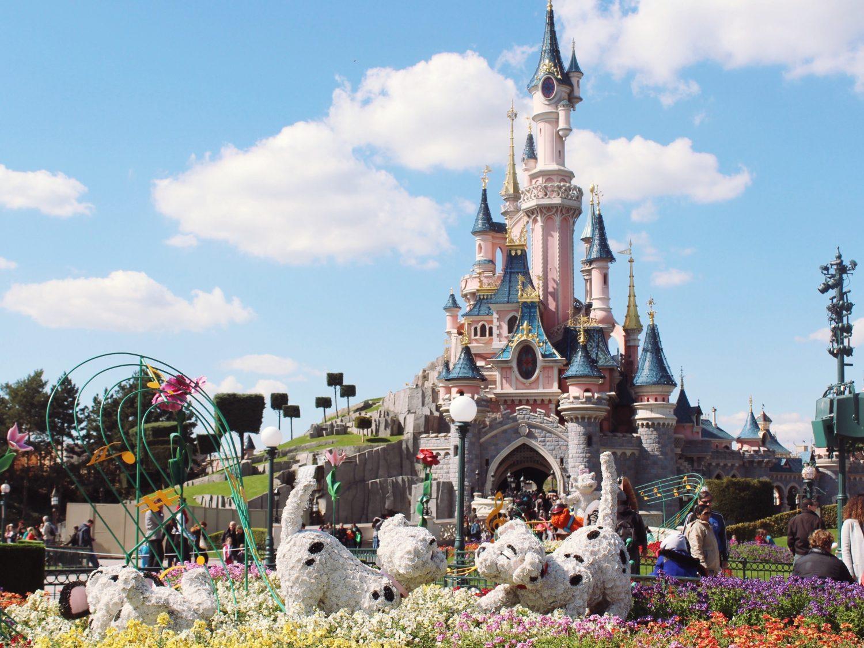 Disneyland Paris 101 Dalmatians