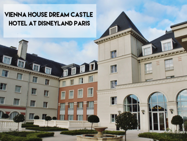 Disneyland Paris Dream Castle Hotel copy