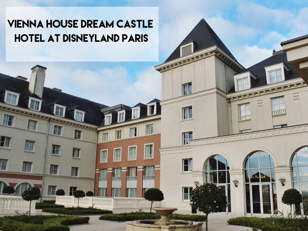 Disneyland Paris Dream Castle Hotel