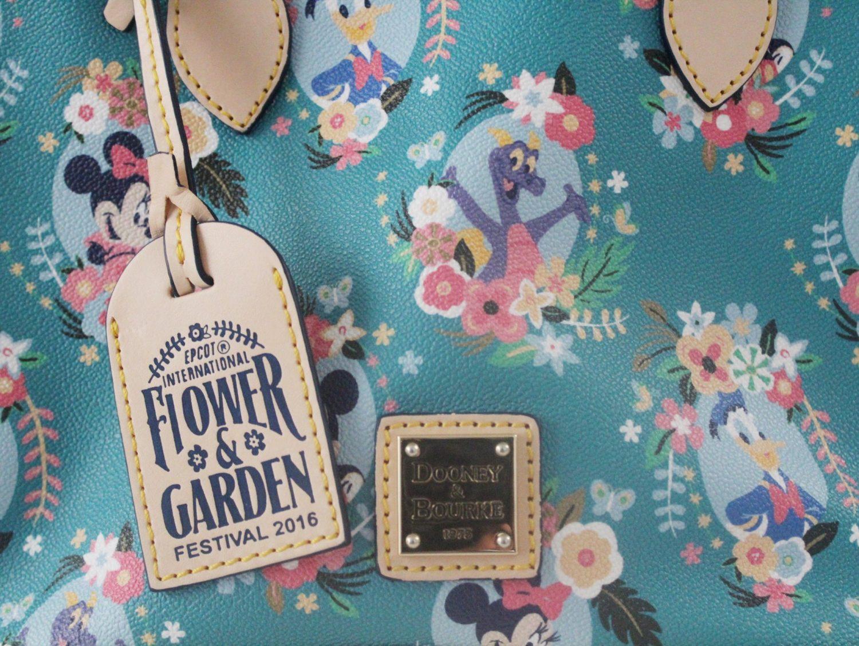 Epcot International Flower and Garden Festival Dooney & Bourke
