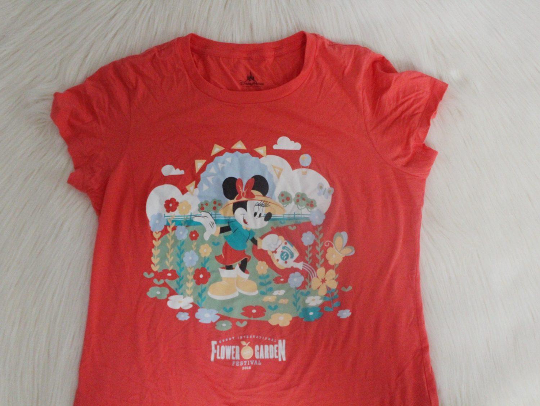 Epcot International Flower and Garden Festival Shirt