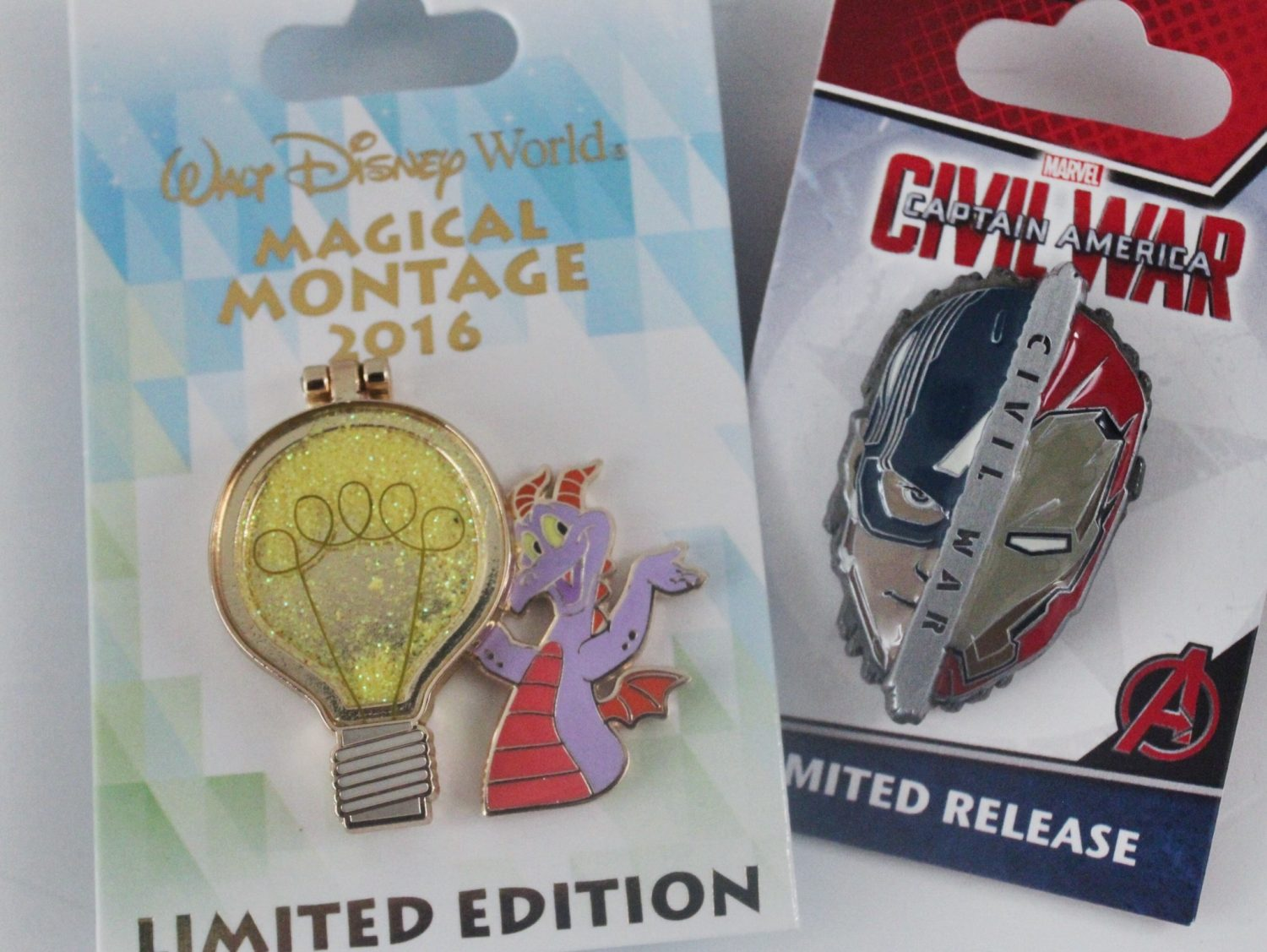 May 2016 Disney World Pin Releases