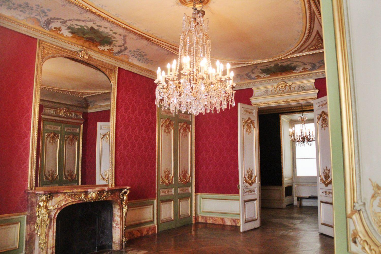 Napoleon III Apartments Louvre