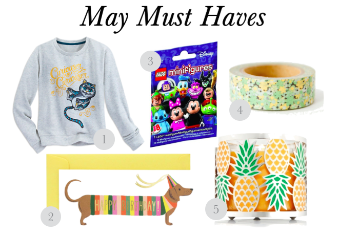 May Must Haves