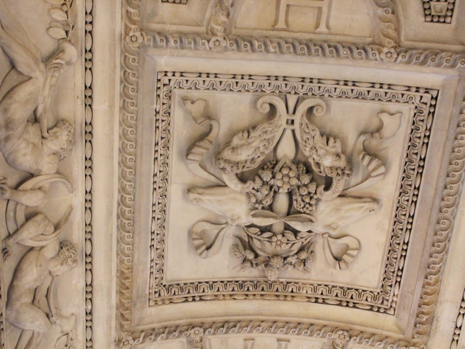 The Louvre Ceiling