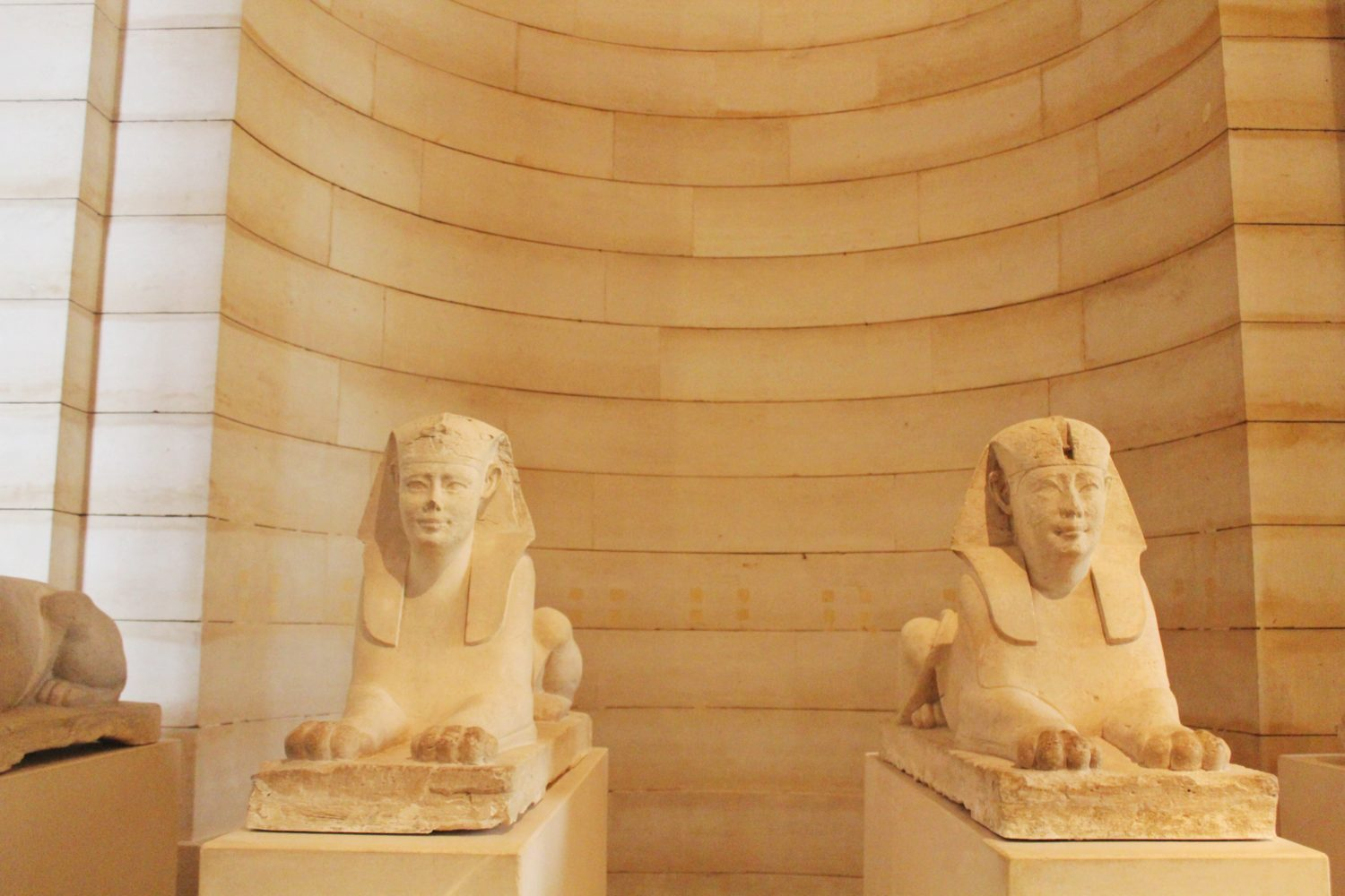 The Louvre Museum Egypt Exhibit