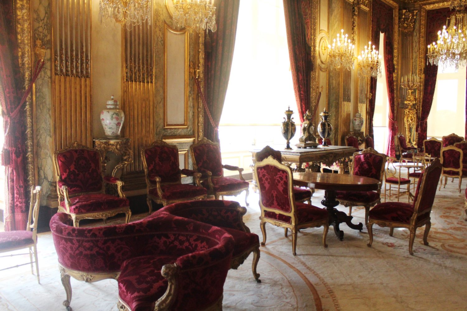 The Louvre The Napoleon III Apartments in Paris