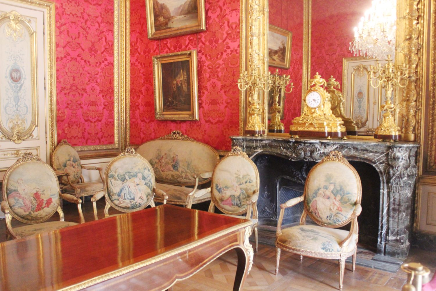The Napoleon III Apartments in Paris