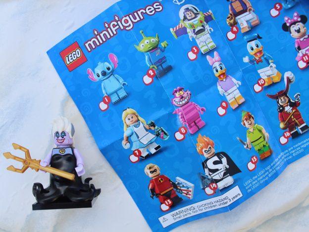 Disney LEGO Minifigures Ursula
