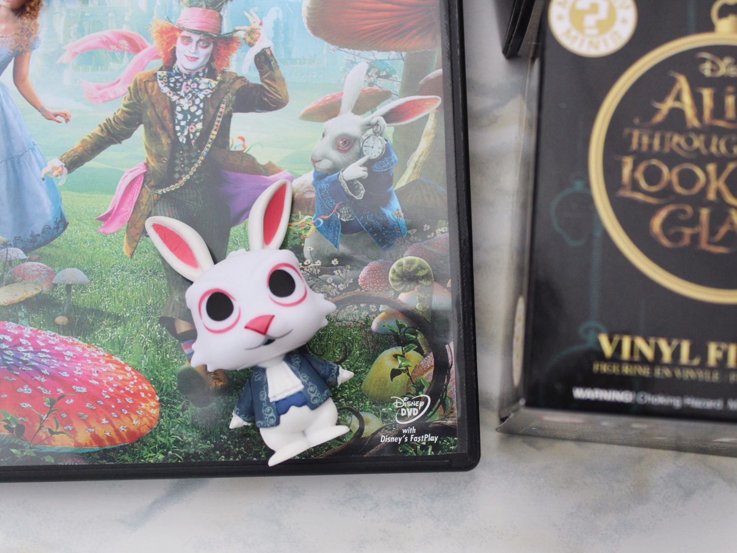 Funko Mystery Minis Alice Through The Looking Glass
