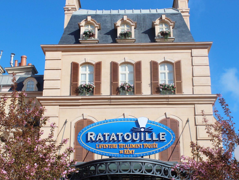 Ratatouille L'Aventure Totalement Toquée de Rémy
