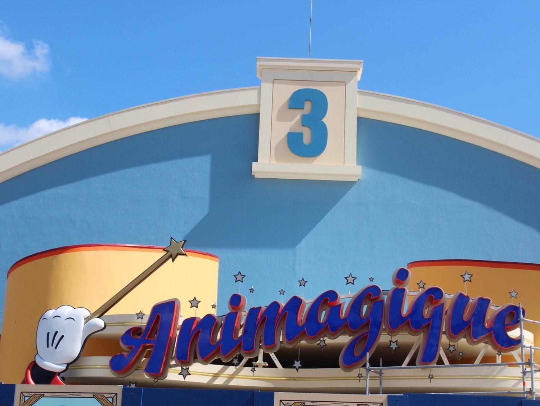 Walt Disney Studios Park Animagique
