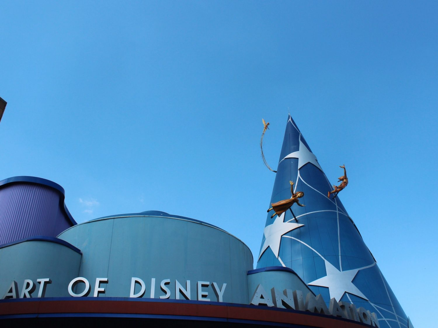 Walt Disney Studios Park Art of Disney Animation