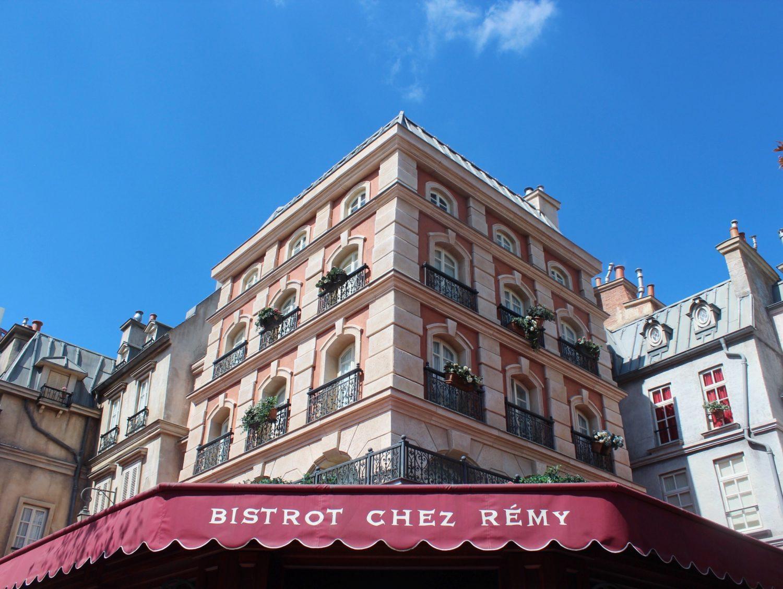 Walt Disney Studios Park Bistrot Chez Remy