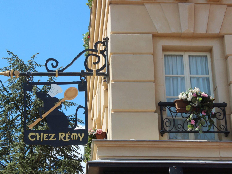 Walt Disney Studios Park Chez Remy