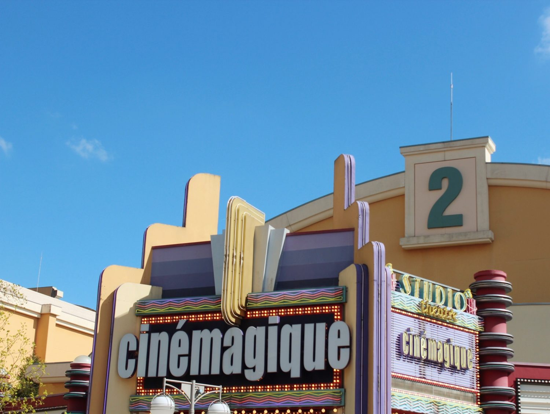 Walt Disney Studios Park CinéMagique