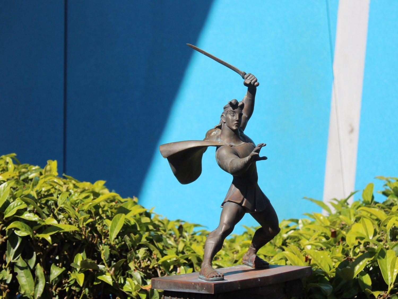 Walt Disney Studios Park Hercules