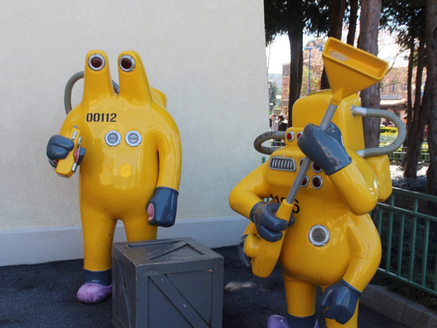 Walt Disney Studios Park Monster's Inc