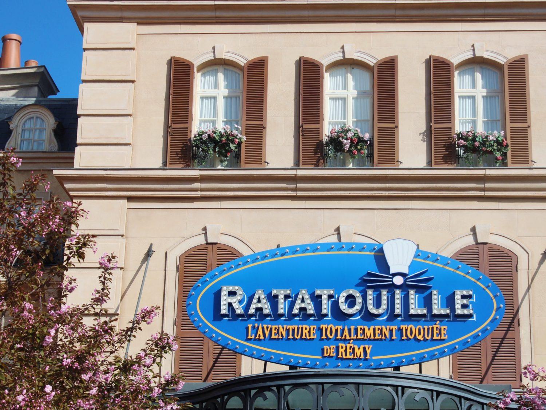 Walt Disney Studios Park Ratatouille