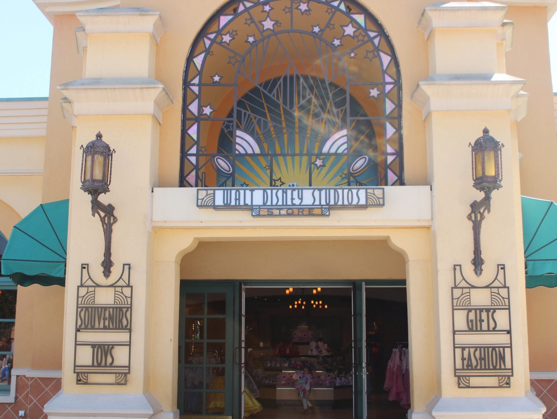 Walt Disney Studios Park Store
