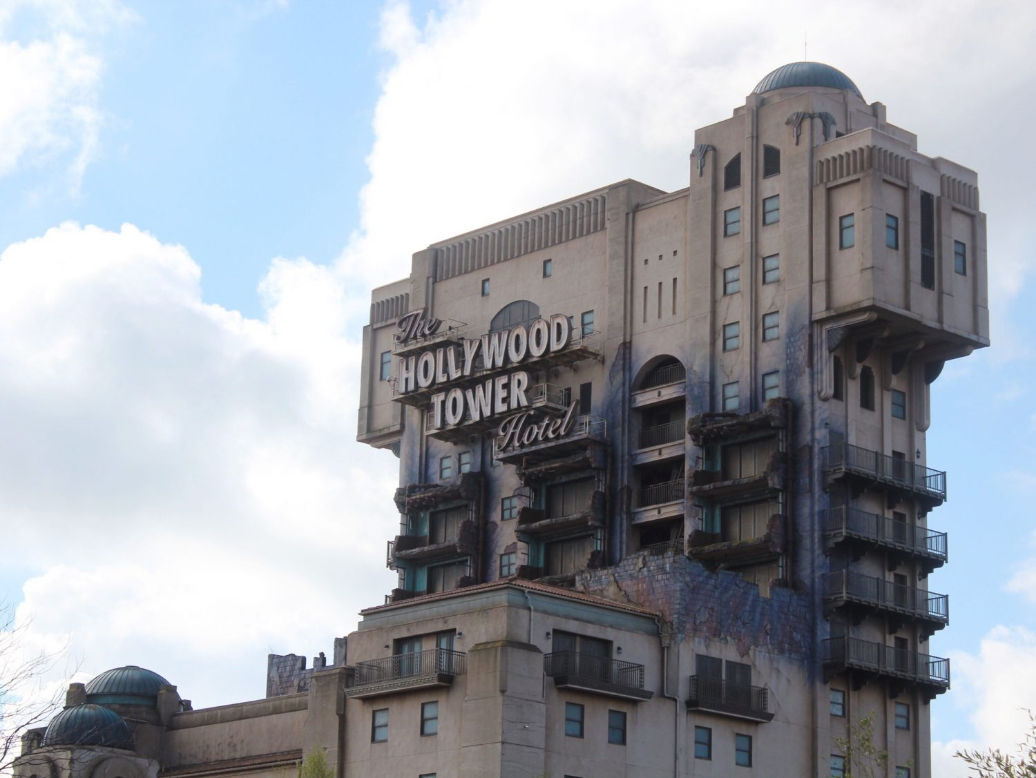 Walt Disney Studios Park Tower of Terror