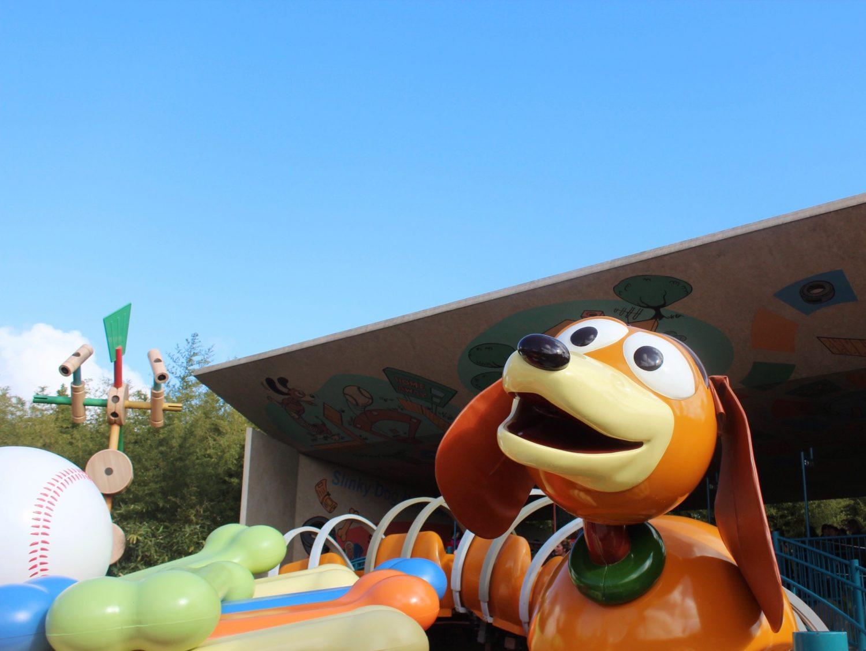 Walt Disney Studios Park Toy Story