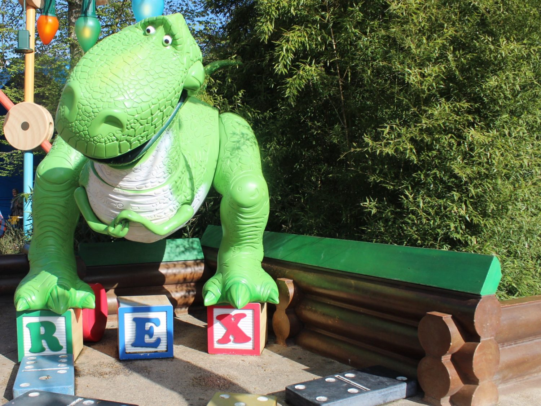Walt Disney Studios Park Toy Story Land