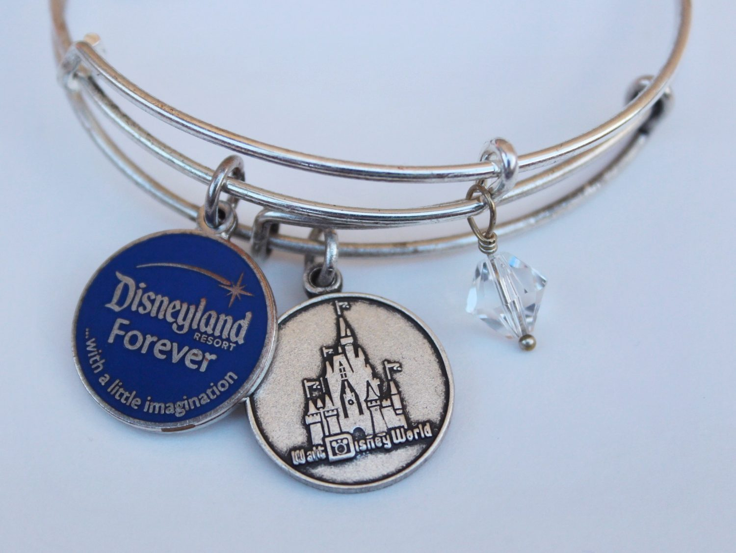 Disneyland Forever Alex and Ani Bracelet