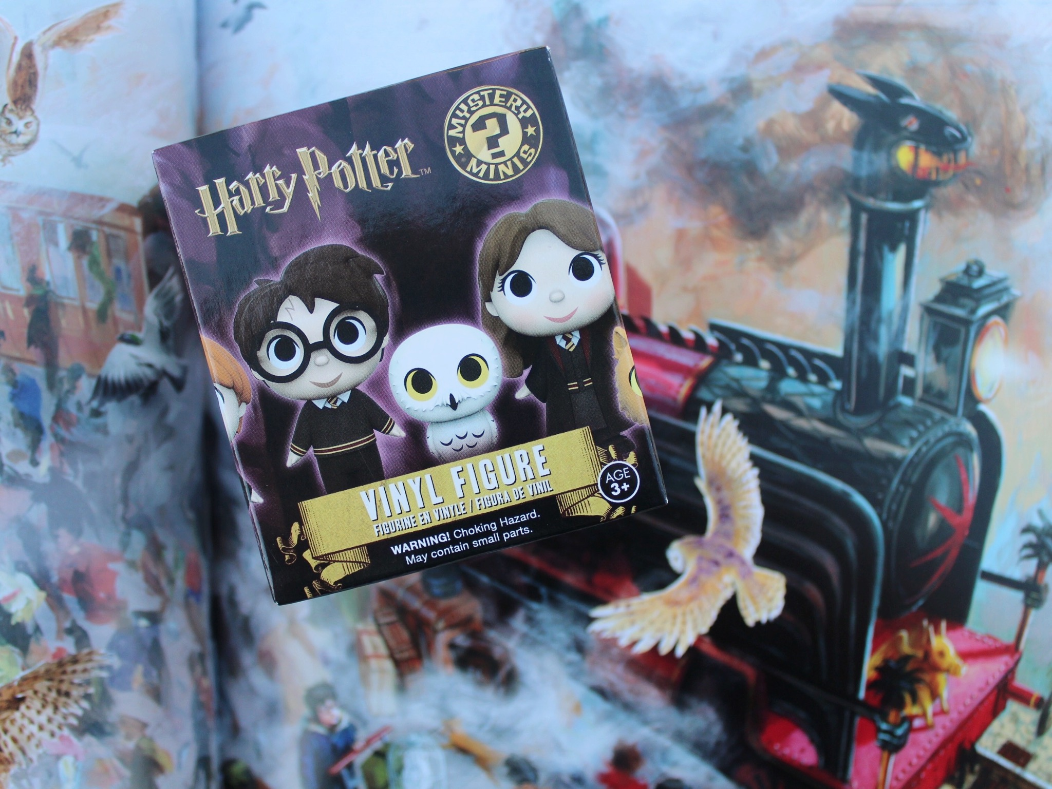 Blind Box Amp Bag Roundup 32 Funko Harry Potter Mystery Minis Simply Sinova