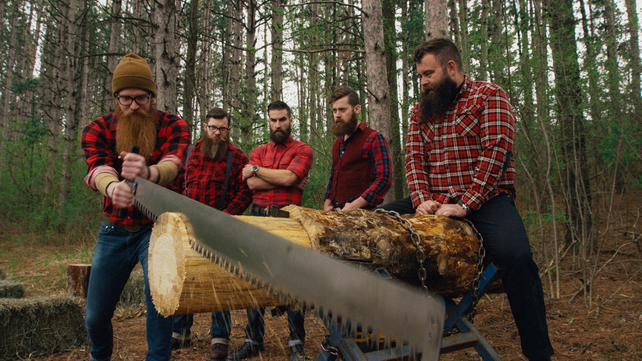 Bringing Back The True Lumberjack With The Dinty Moore Brand