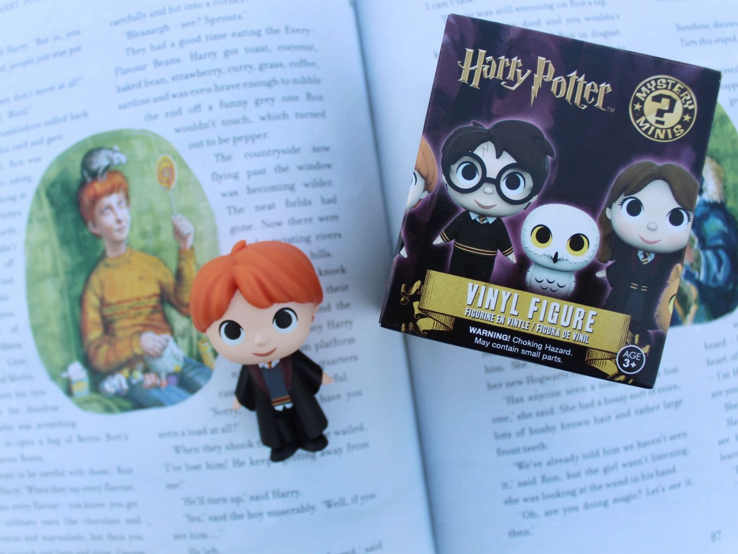 Harry Potter Mystery Minis Blind Boxes